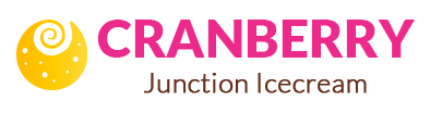 Cranberry Junction Icecream Logo